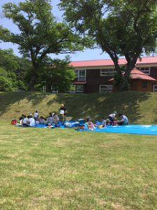 2017.7.1 教会・幼稚園合同礼拝13